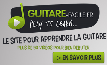 cours guitare debutant
